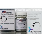 Active White Max Triple Whitening Formula: Gélules Eclaircissante Anti-âges. Made in USA