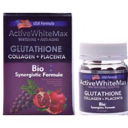 Active White Max Collagèn + Placenta: Eclaircissante-Blanchissante Anti-âges.