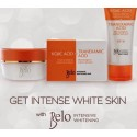 Belo Intensive Whitening Kojic + Acid Tranexamic Elaircissant-Blanchissant Anti-Âges & Acné.