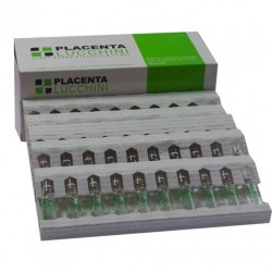 Placenta Lucchini, Placenta Fresh Sheep Extact, Eclaircissant-Blanchissant Anti-ageing & taches.