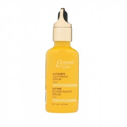 Lemon Glow Sérum: Ultimate Lightening Multi-Vitaminées Anti-taches & Anti-âgés.