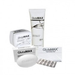 Packs: Glutamax Lightening Glutathione Anti-aging & Anti-taches.