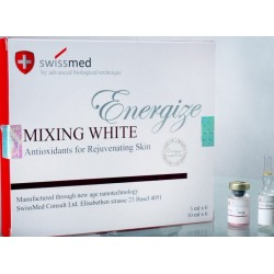 Mixing White Energize Rejuvenating Skin Injection: Anti-aging Swissmed