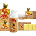 Packs, AHA 80 % Alpha Arbutin Body Lotion Pineapple