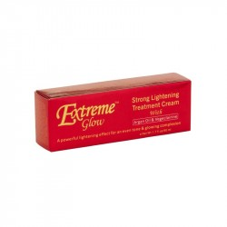 Extreme Glow Strong: Lightening Traitement Cream Anti-taches & Cernes.