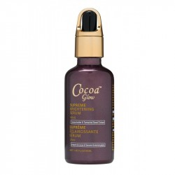 Cocao Glow Suprême Brightening: Sérum Anti-taches & Anti-âges.
